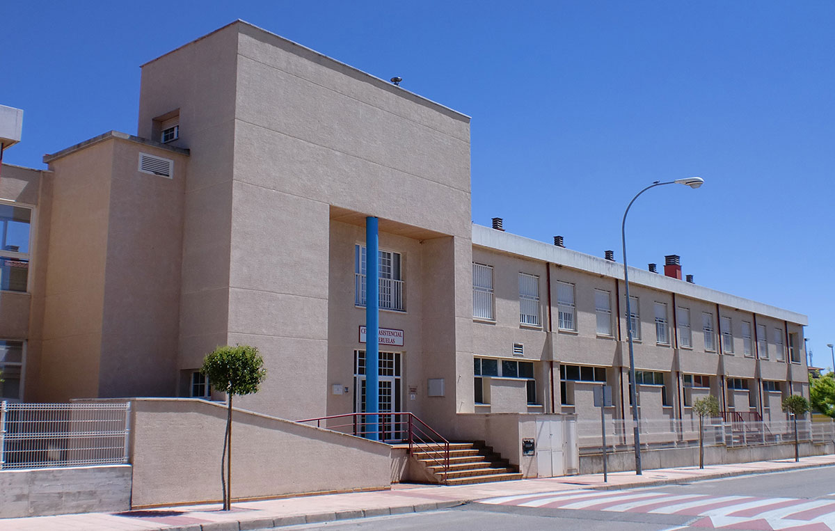 Centro asistencial figueruelas zaragoza arade asociaci n - Empresas temporales zaragoza ...