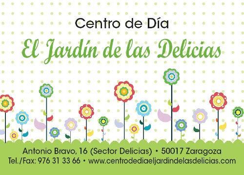 Centro de día el Jardín de las Delicias (Zaragoza)