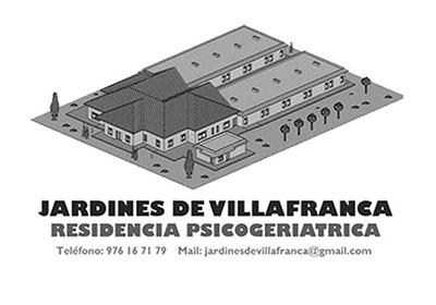 Residencia Jardines de Villafranca – Villafranca de Ebro (Zaragoza)